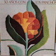 Discos de vinilo: LP - LOS PANCHOS - 50 AÑOS CON LOS PANCHOS - 1978. Lote 277233948