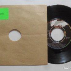 Discos de vinilo: SINGLE - HOMO SAPIENS - A: BELLA DA MORIRE - B: DOLCE LA SERA - 1977. Lote 277234633