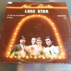 Discos de vinilo: LONE STAR - ASI CANTA -, LP, COMPRENSION + 9, AÑO 1981. Lote 277235548