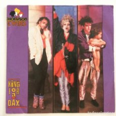Discos de vinilo: THOMPSON TWINS – KING FOR A DAY / ROLLUNDER GERMANY,1985 ARISTA. Lote 277236663