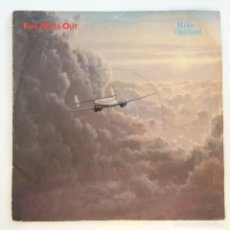 Discos de vinilo: MIKE OLDFIELD – FIVE MILES OUT / LIVE PUNKADIDDLE SCANDINAVIA,1982 VIRGIN. Lote 277239058