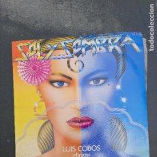 Discos de vinilo: DISCO LUIS COBOS -SOL Y SOMBRA. Lote 277241118