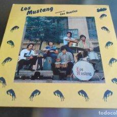 Discos de vinilo: MUSTANG, LOS - CANCIONES DE LOS BEATLES -, LP, OB-LA-DI, OB-LA-DA + 9, AÑO 1973 MADE IN U.S.A.. Lote 277241298