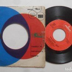 Discos de vinilo: SINGLE - BUDDY MILES & THE FREEDOM EXPRESS - MERCURY. Lote 277241713