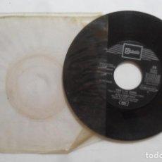 Discos de vinilo: SINGLE - JAMES & BOBBY PURIFY - A: SHAKE A TAIL FEATHER - B: GOODNESS GRACIOUS - EMI - 1969. Lote 277241963