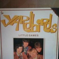 Discos de vinilo: THE YARDBIRDS 1985 RAK RECORDS .EMI ODEON FAME MADRID. Lote 277242643