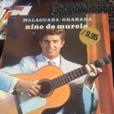 Discos de vinilo: NIÑO DE MURCIA. Lote 277250033