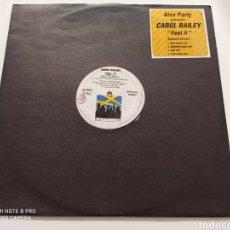 "Discos de vinilo: CAROL BAILEY - FEEL IT (12"", ETCH). Lote 277245523"