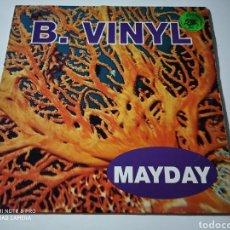 """Discos de vinilo: B.VINYL - MAYDAY (12""""). Lote 277249968"""