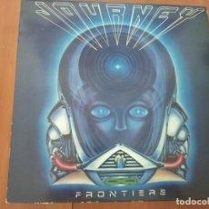 Disques de vinyle: - JOURNEY - FRONTIERS - CBS HOLLAND. Lote 277256223
