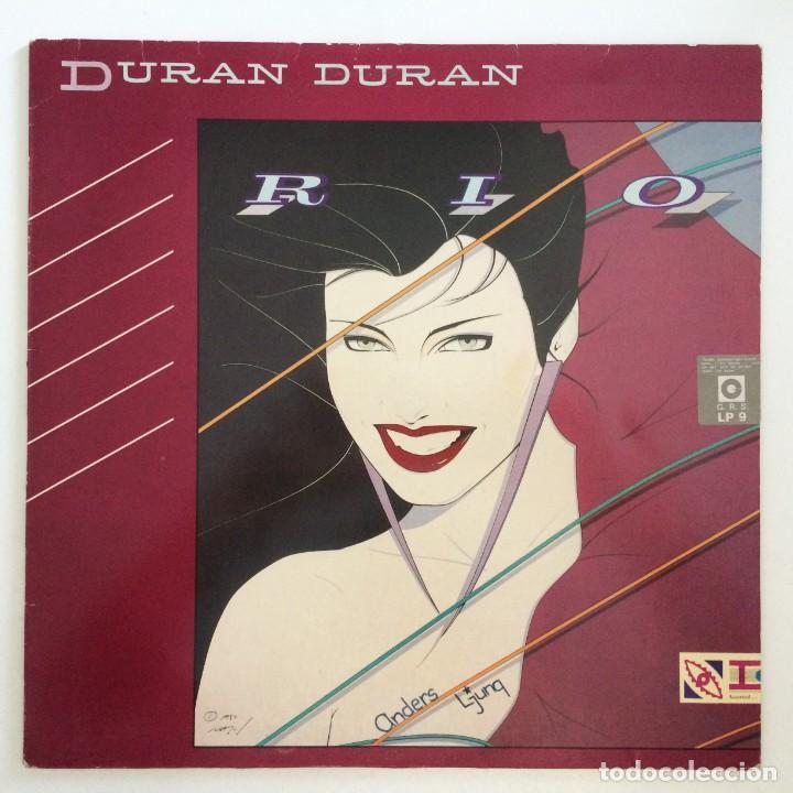 DURAN DURAN – RIO GERMANY.1987 EMI (Música - Discos - LP Vinilo - Electrónica, Avantgarde y Experimental)