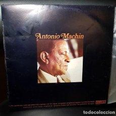 Discos de vinilo: ANTONIO MACHIN - ANTONIO MACHIN - VINILO LP 10 INCH COMPILATION 1971-ORLADOR SPAIN VG CLOSE TO VG+. Lote 277268488