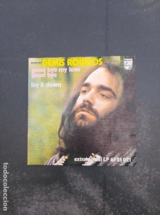 DISCO LAY IT DOWN DEMIS ROUSSOS (Música - Discos - Singles Vinilo - Otros estilos)
