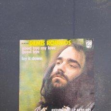 Discos de vinilo: DISCO LAY IT DOWN DEMIS ROUSSOS. Lote 277271683