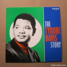 Discos de vinilo: THE TYRONE DAVIS STORY-KENT-LP. Lote 277272243