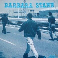 Discos de vinilo: BARBARA STANN ANOTHER GIRL LP 1992 CON INSERTO DRO. Lote 277273228