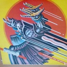 Discos de vinilo: JUDAS PRIEST SCREAMING FOR VENGEANCE LP SPAIN 1982. Lote 277274203