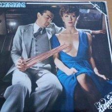 Discos de vinilo: SCORPIONS LOVEDRIVE LP SPAIN. Lote 277274623