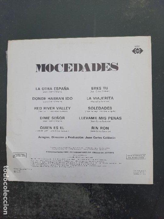 Discos de vinilo: Disco Mocedades - Foto 2 - 277274763