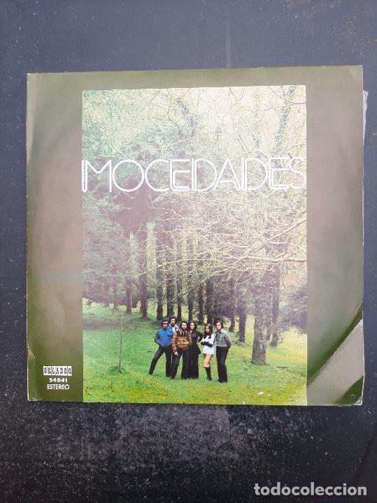 DISCO MOCEDADES (Música - Discos - Singles Vinilo - Otros estilos)