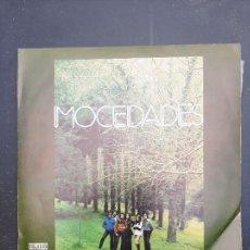Discos de vinilo: DISCO MOCEDADES. Lote 277274763