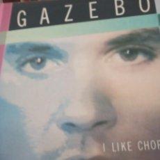 "Discos de vinilo: VINILO MAXISINGLE GAZEBO "" I LIKE CHOPIN "". Lote 277278053"