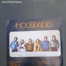 Discos de vinilo: DISCO MOCEDADES. Lote 277278108
