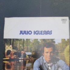 Discos de vinilo: DISCO JULIO IGLESIAS. Lote 277278483