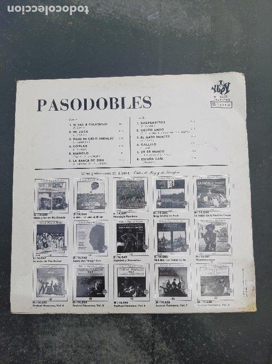 Discos de vinilo: Disco Pasodobles - Foto 2 - 277279583