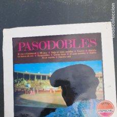 Discos de vinilo: DISCO PASODOBLES. Lote 277279583