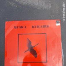 Discos de vinilo: DISCO MÚSICA BAILABLE DE ROBERTO SASIAN Y SU ORGANO. Lote 277280388