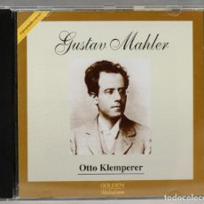 Discos de vinilo: CD. KLEMPERER CONDUCTS MAHLER. Lote 277283608