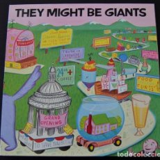 Discos de vinilo: THEY MIGHT BE GIANTS. Lote 277286193