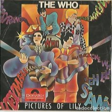 Discos de vinilo: THE WHO. PICTURES OF LILY, DOCTOR, DOCTOR + 2. POLYDOR 51 081 EPH. 1967 EP SPAIN.. Lote 277287778