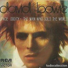 Discos de vinilo: DAVID BOWIE. SPACE ODDITY. RCA 3-10834. ED. ESPAÑOLA. MUY BUEN ESTADO.. Lote 277289263