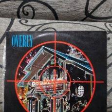 Discos de vinilo: OVERLY - THE SNIPER. Lote 277298958