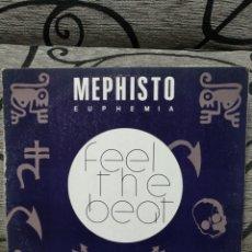 Discos de vinilo: MEPHISTO - EUPHEMIA. Lote 277299013