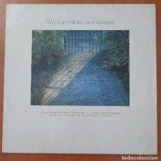 Discos de vinilo: VINILO WINDHAM HILL (RECORDS SAMPLER). Lote 277302538