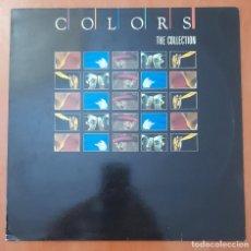 Discos de vinilo: VINILO COLORS (THE COLLECTION). Lote 277304438