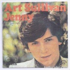 Discos de vinilo: DISCO SINGLE - ART SULLIVAN - SPA 49.182 (1976). Lote 277304508