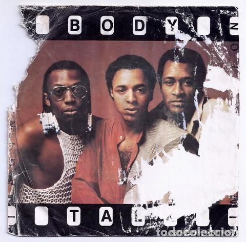 DISCO SINGLE - BODY TALK - RBS 201 (1981) (Música - Discos - Singles Vinilo - Otros estilos)