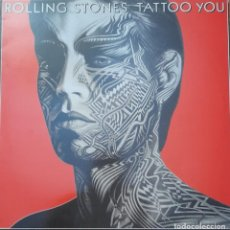 Discos de vinilo: VINILO ROLLING STONES (TATTOO YOU). Lote 277304588