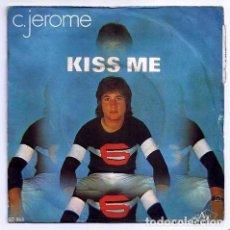 Discos de vinilo: DISCO SINGLE - C. JEROME - SG 363 (1972). Lote 277304608