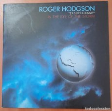 Discos de vinilo: VINILO ROGER HODGSON (IN THE EYE OF THE STORM). Lote 277304613