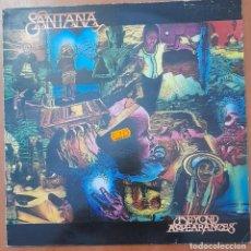 Discos de vinilo: VINILO SANTANA (BEYOND APPEARANCES). Lote 277304628