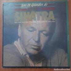 Discos de vinilo: VINILO FRANK SINATRA (14 GRANDES EXITOS). Lote 277304743