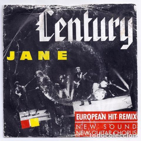 DISCO SINGLE - CENTURY - 511-S-VRP (1986) (Música - Discos - Singles Vinilo - Otros estilos)