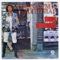 Discos de vinilo: DISCO SINGLE - CONNY VANDENBOS - RISS-8020 (1978). Lote 277304913