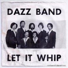 Discos de vinilo: DISCO SINGLE - DAZZ BAND - IM-26.048 (1981). Lote 277304968