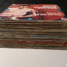 Disques de vinyle: LOTE 35 SINGLES DE MÚSICA Y ARTISTAS VARIADOS// REF.S.1. Lote 277306548